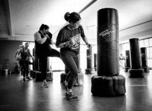 Altoona Campus Fitness Class